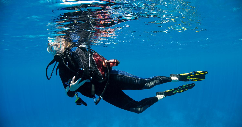 PADI –  Discover Scuba Diving